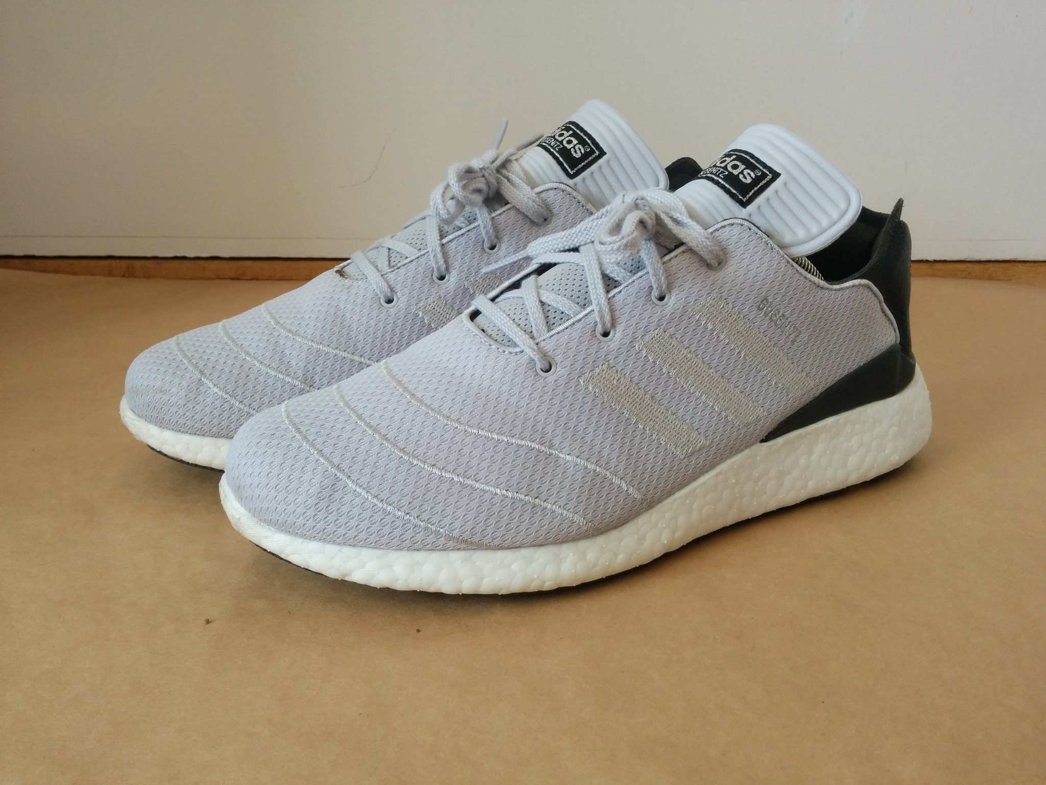 Adidas Busenitz Pure Boost (storlek 44) (372415097) �?Köp