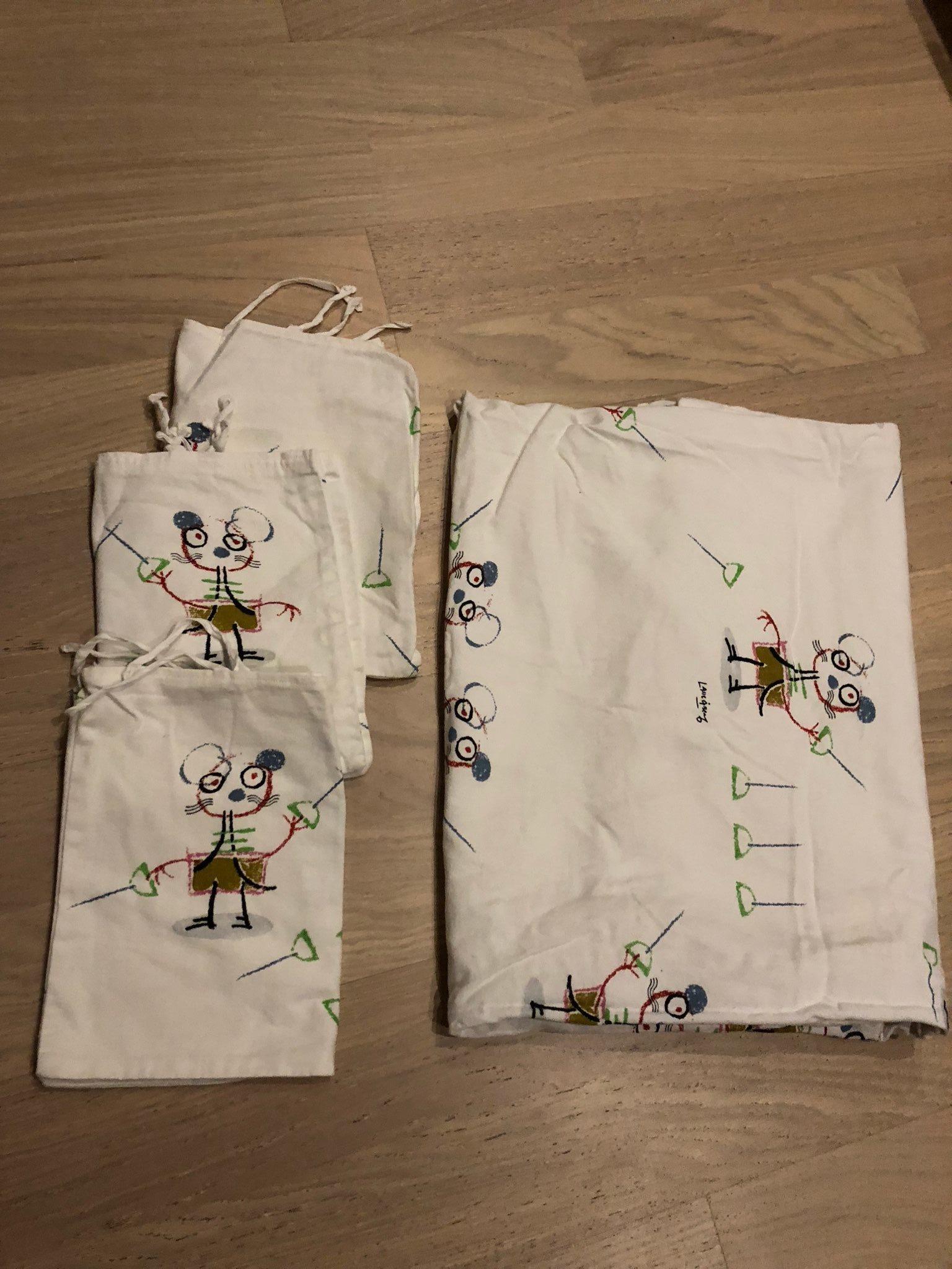Lasse Åberg sängkläder sängkläder sängkläder för spjälsäng 43c558