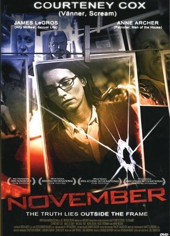 15606bef14e7 November (Courteney Cox) DVD Exhyr lånad bild (335832644) ᐈ Köp på ...