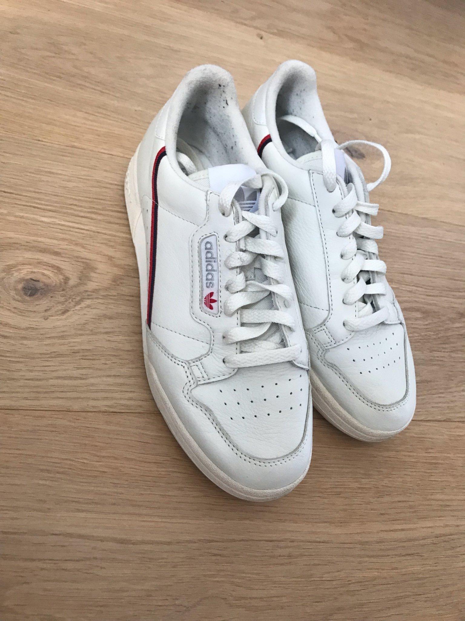 save off d8c1d 9d7a8 adidas Originals Continental 80, 38.5 - beige vita sneakers sneakers Dam