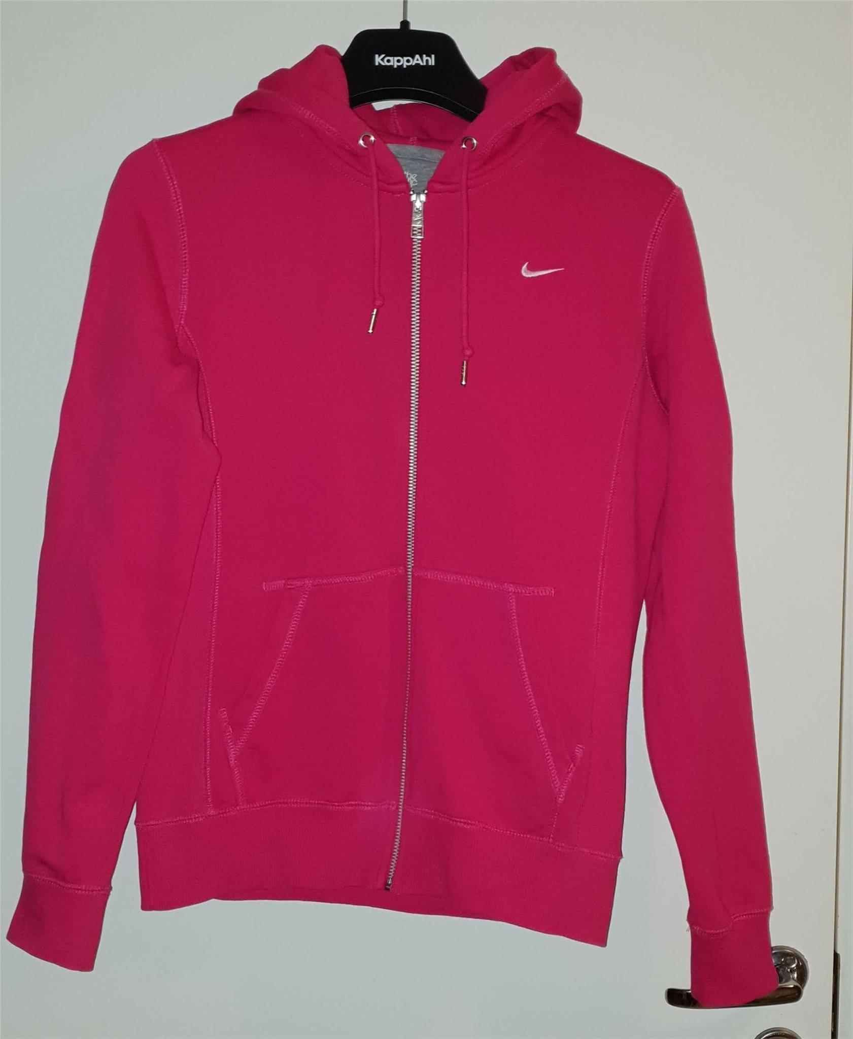 huge selection of 920dc db0db Ny NIKE hoodie, huvtröja, träningströja, rosa, cerise, dam strl M