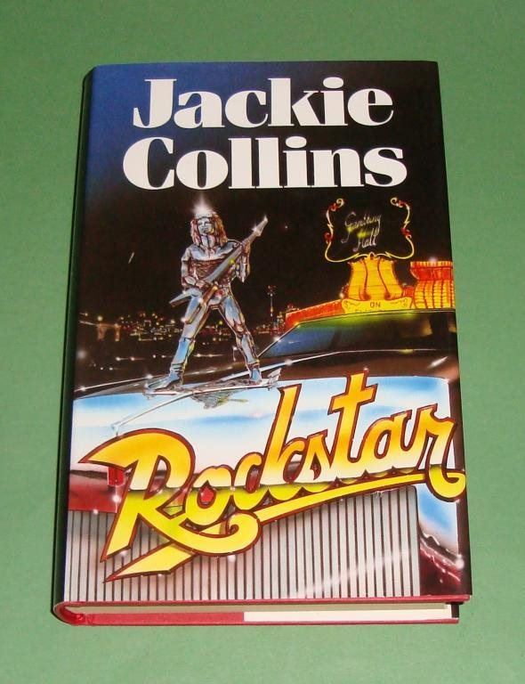 Collins, Jackie: Rock Star [Rockstar].