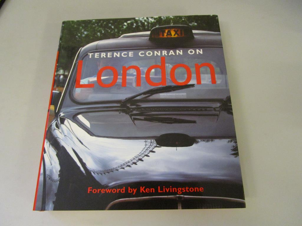 Terence Conran on London