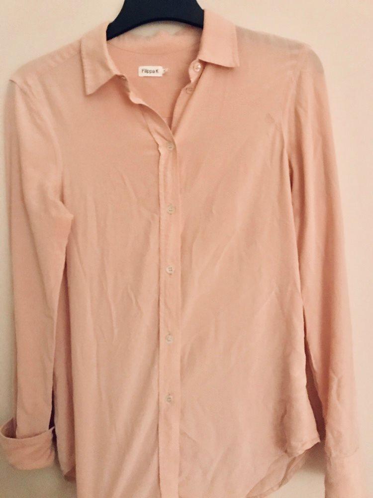 Filippa K skjorta XS i matt 97204f0f9d20b