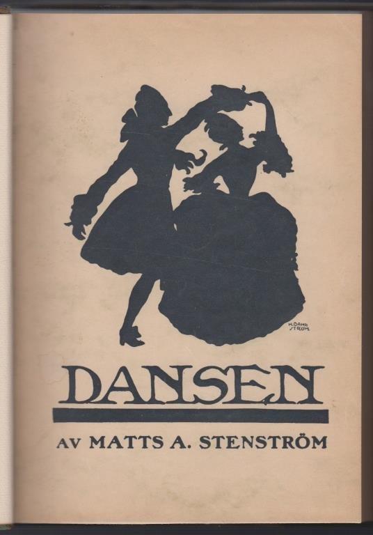 Stenström, Matts A.: Dansen.