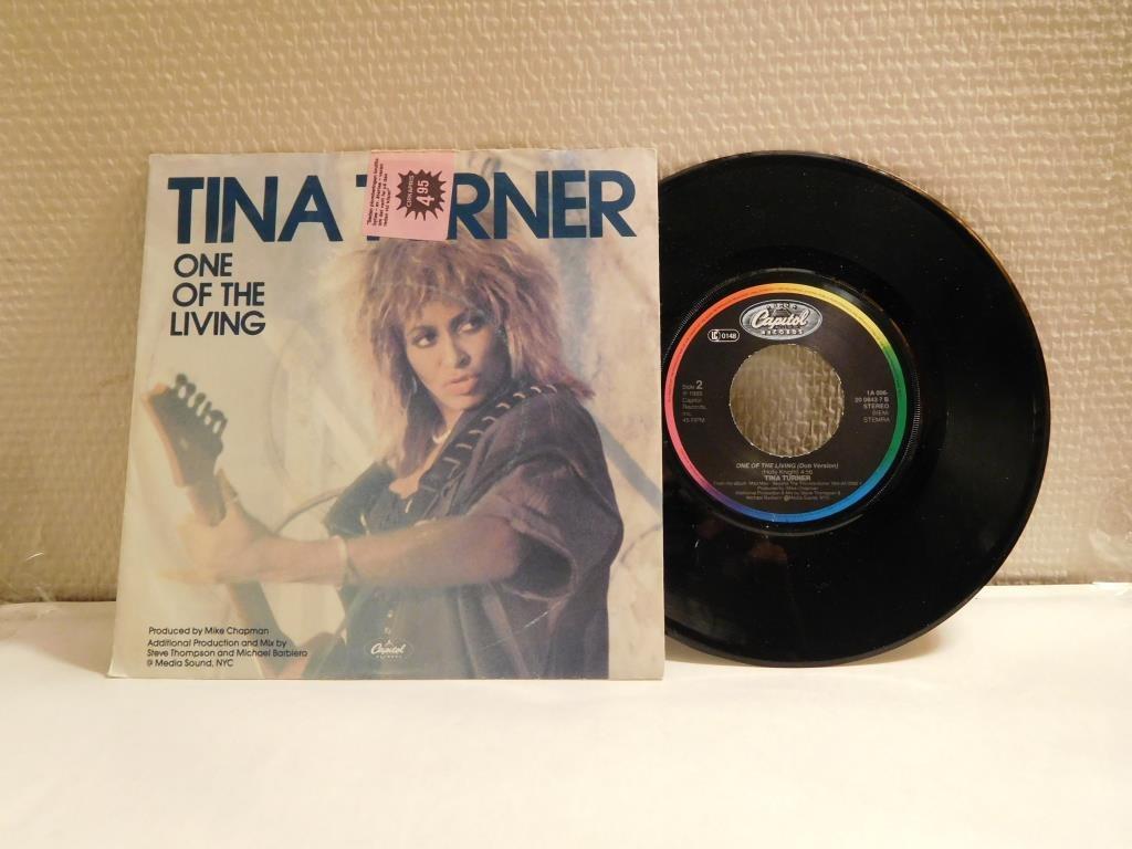 Tina turner ar tillbaka