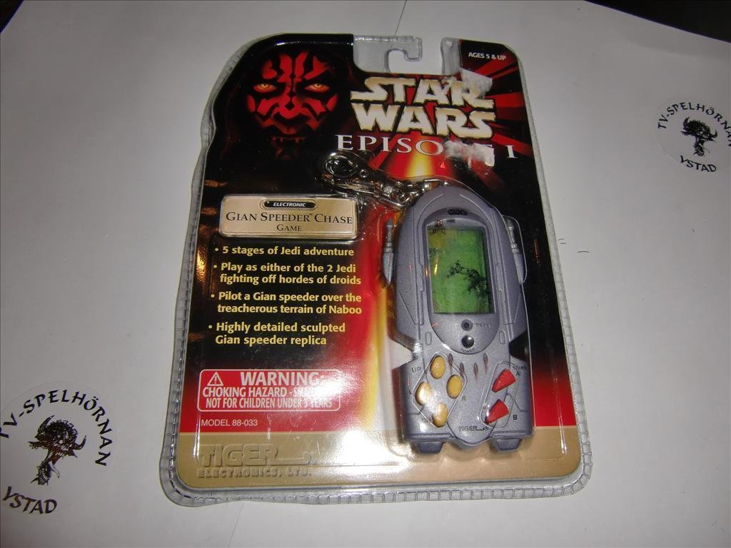 Star wars Electronic mini games Gian speeder