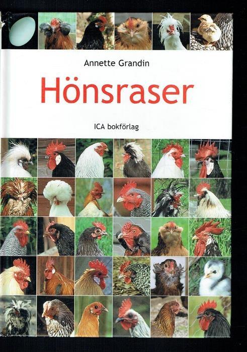 Hönsraser - Annette Grandin