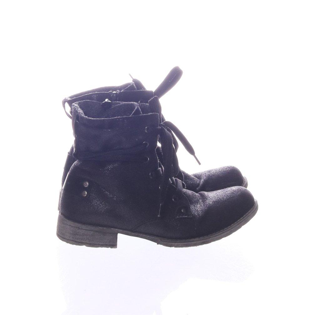 71842861 Rieker, Boots, Strl: 37, Svart (357062768) ᐈ Sellpy på Tradera