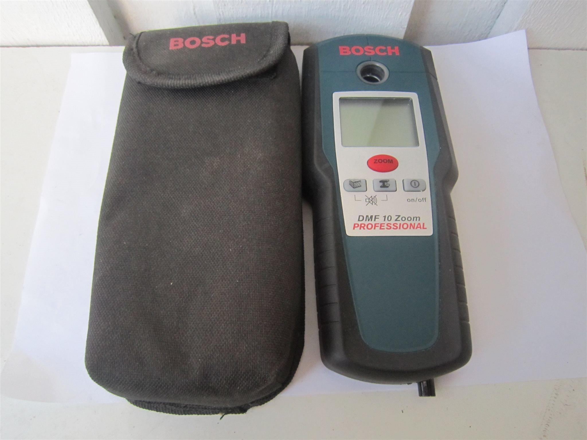 bosch professional dmf 10 zoom multidetektor (317972538) ᐈ köp på