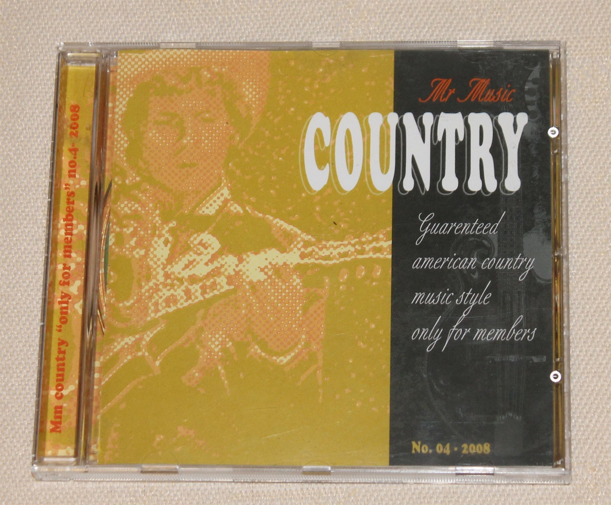 Mr Music Country No04 2008 CD 335912841 Kp P Tradera