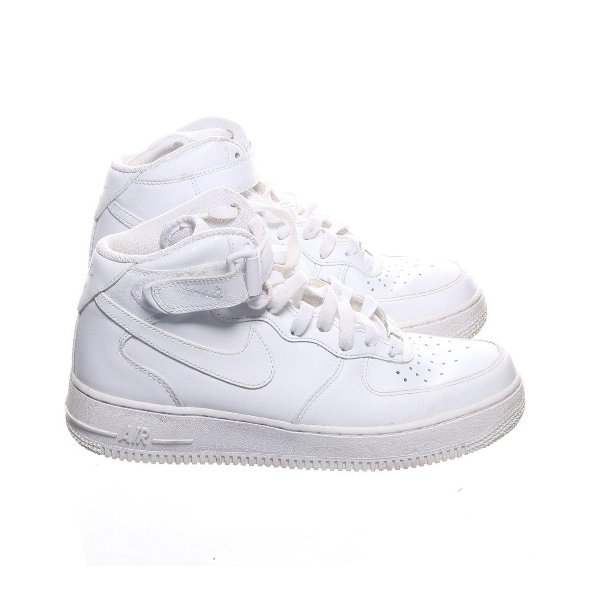 Nike, Sneakers, Strl: 39, air force 1, Vit