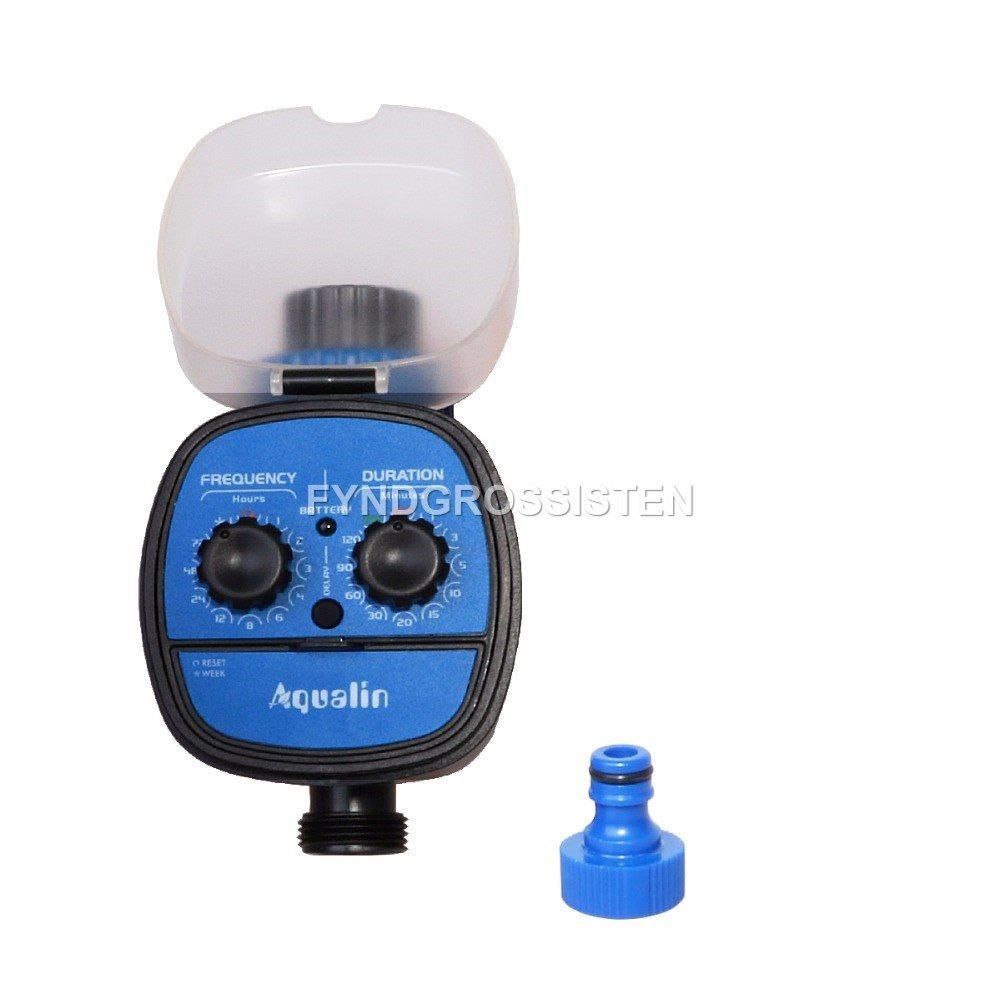 Sprinkler Timer elektronisk bevattning Fri Fri Fri Frakt Helt Ny 39a67c