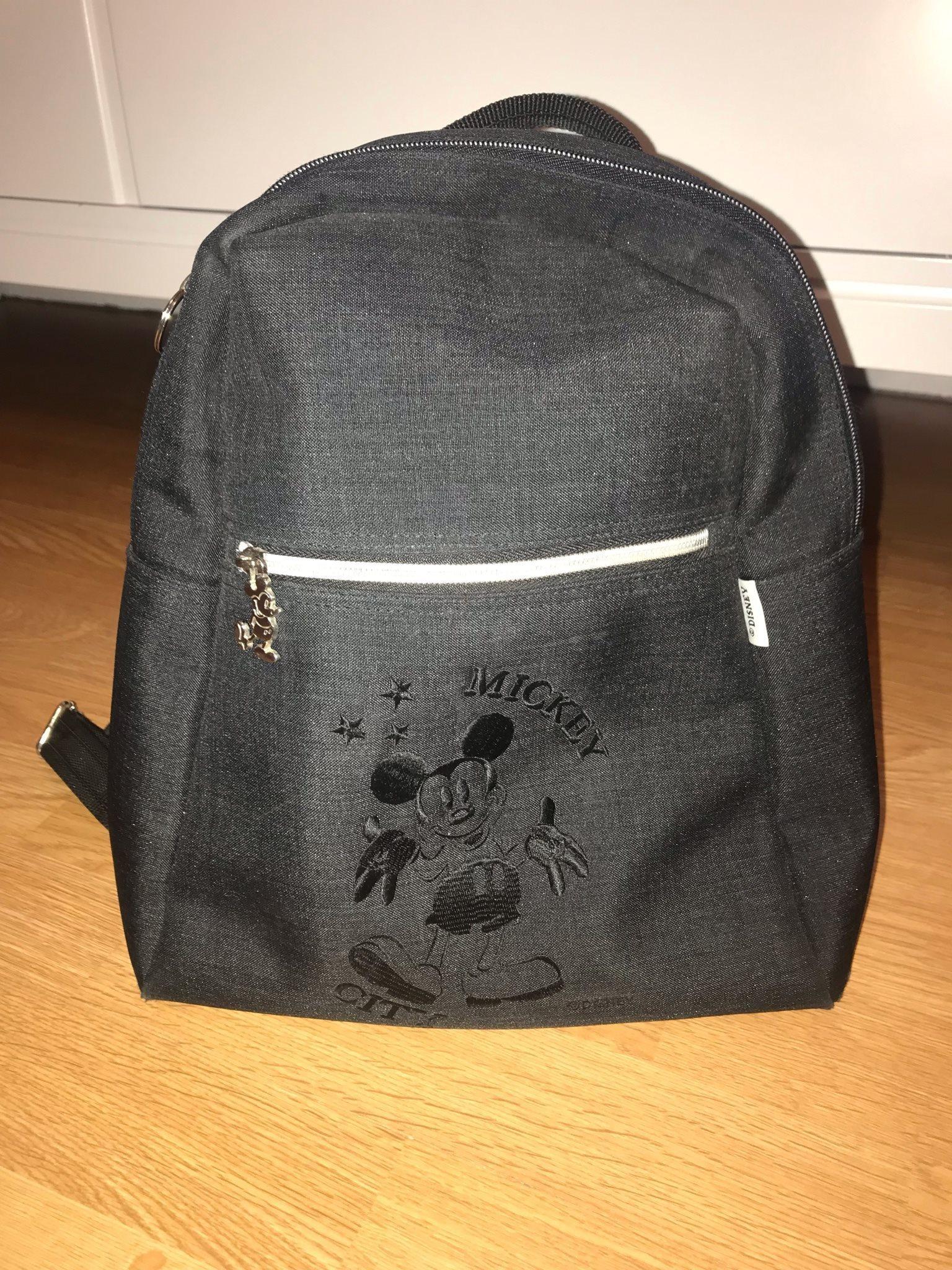 Unik Disney - Mickey Mouse ryggsäck (333603271) ᐈ Köp på Tradera 5a3030887abb7