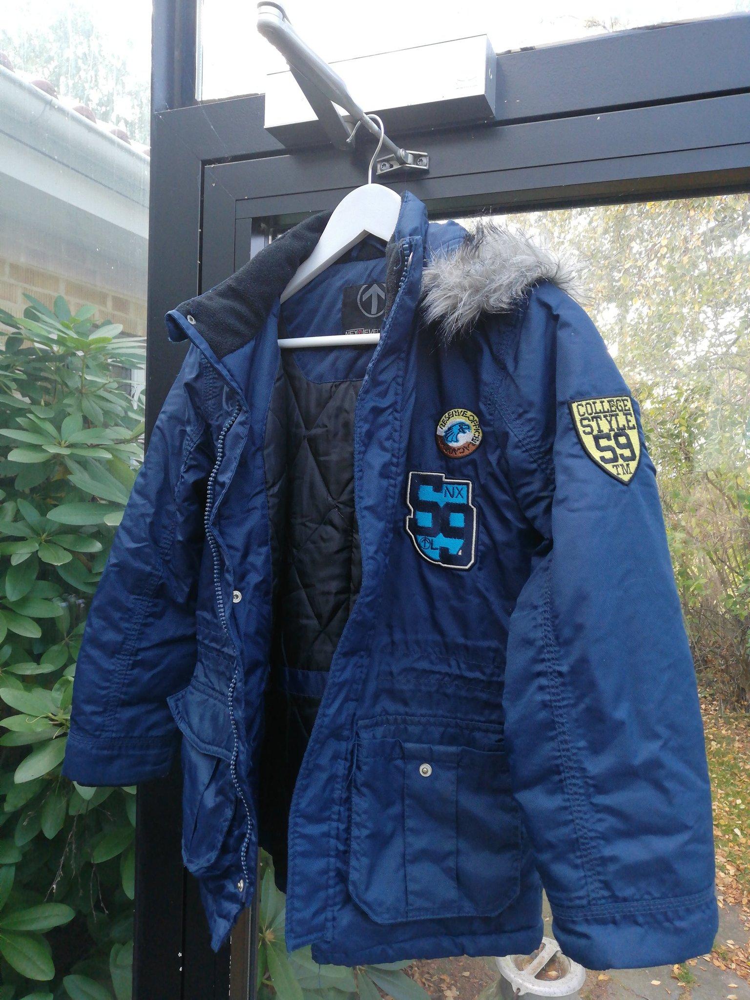 Next Vinterjacka - blue