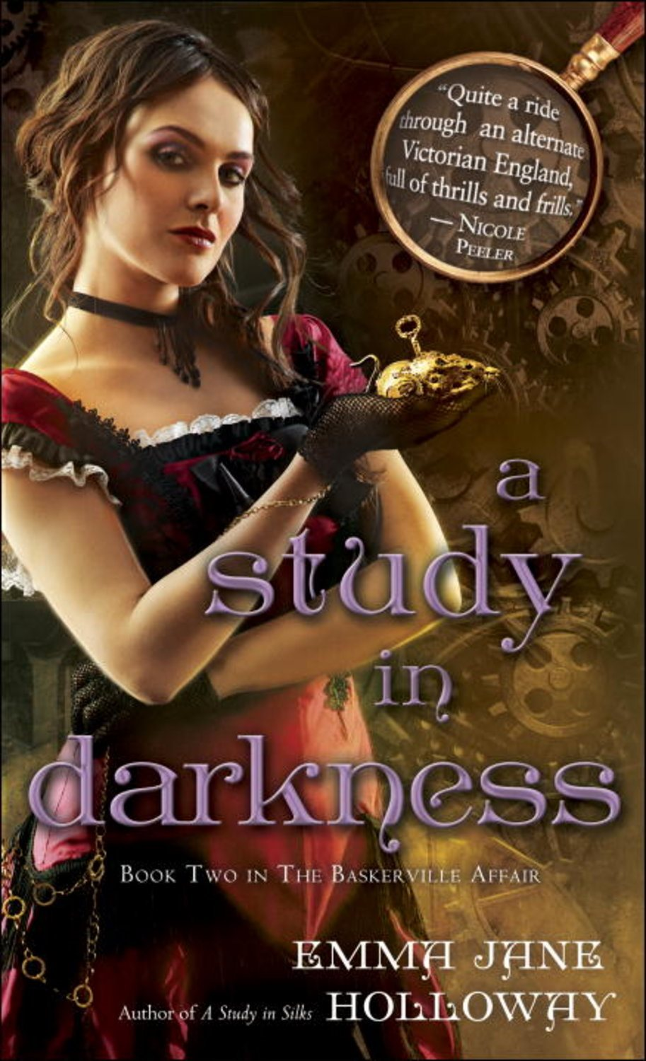 A Study in Darkness 9780345537195