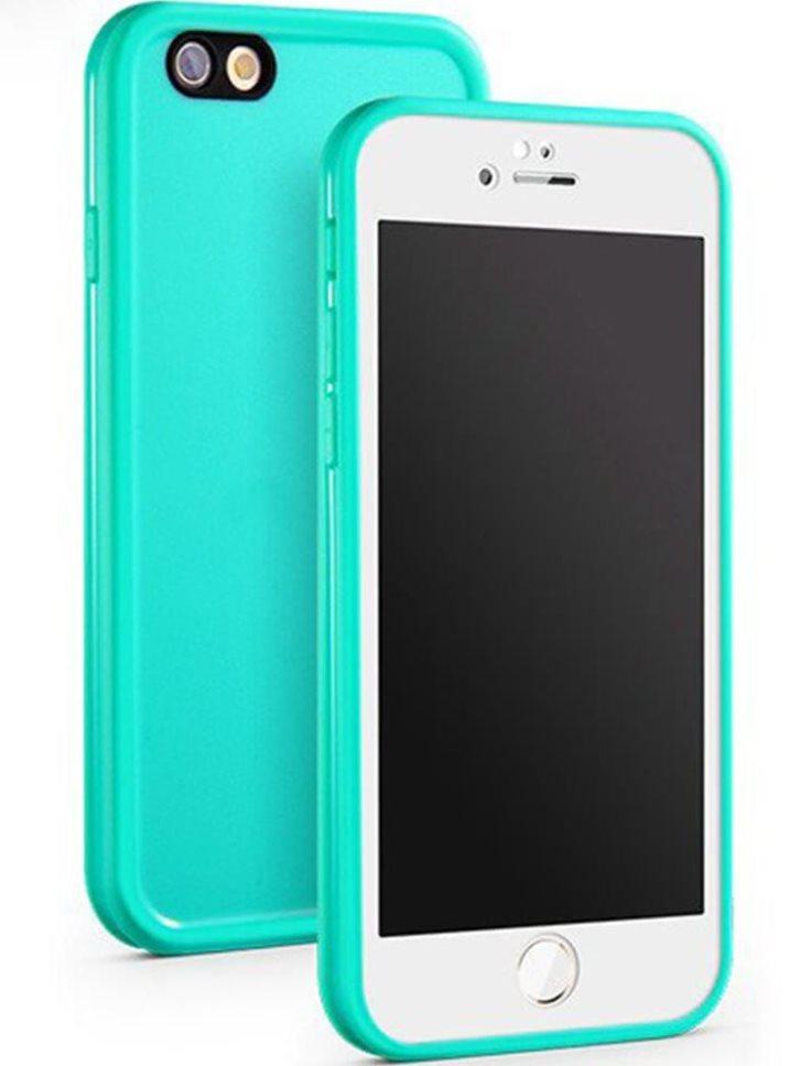 iPhone 7 Plus - Hybrid Rubber Case Cover   Vatt.. (319019236) ᐈ Köp ... 17a314e09a4c6