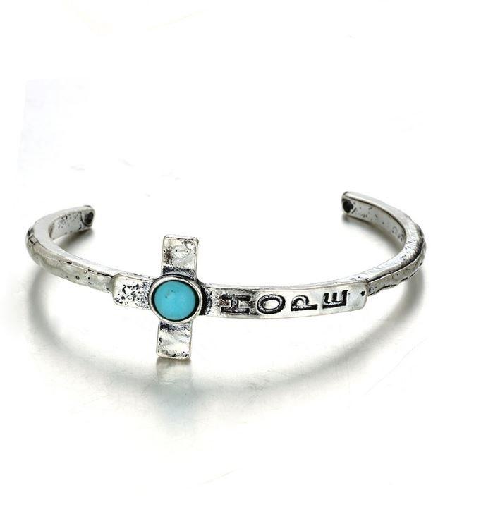 Armband Silver Stelt med Kors och .. (328604577) ᐈ Guldnyckeln på ... d06109c4c1cdb