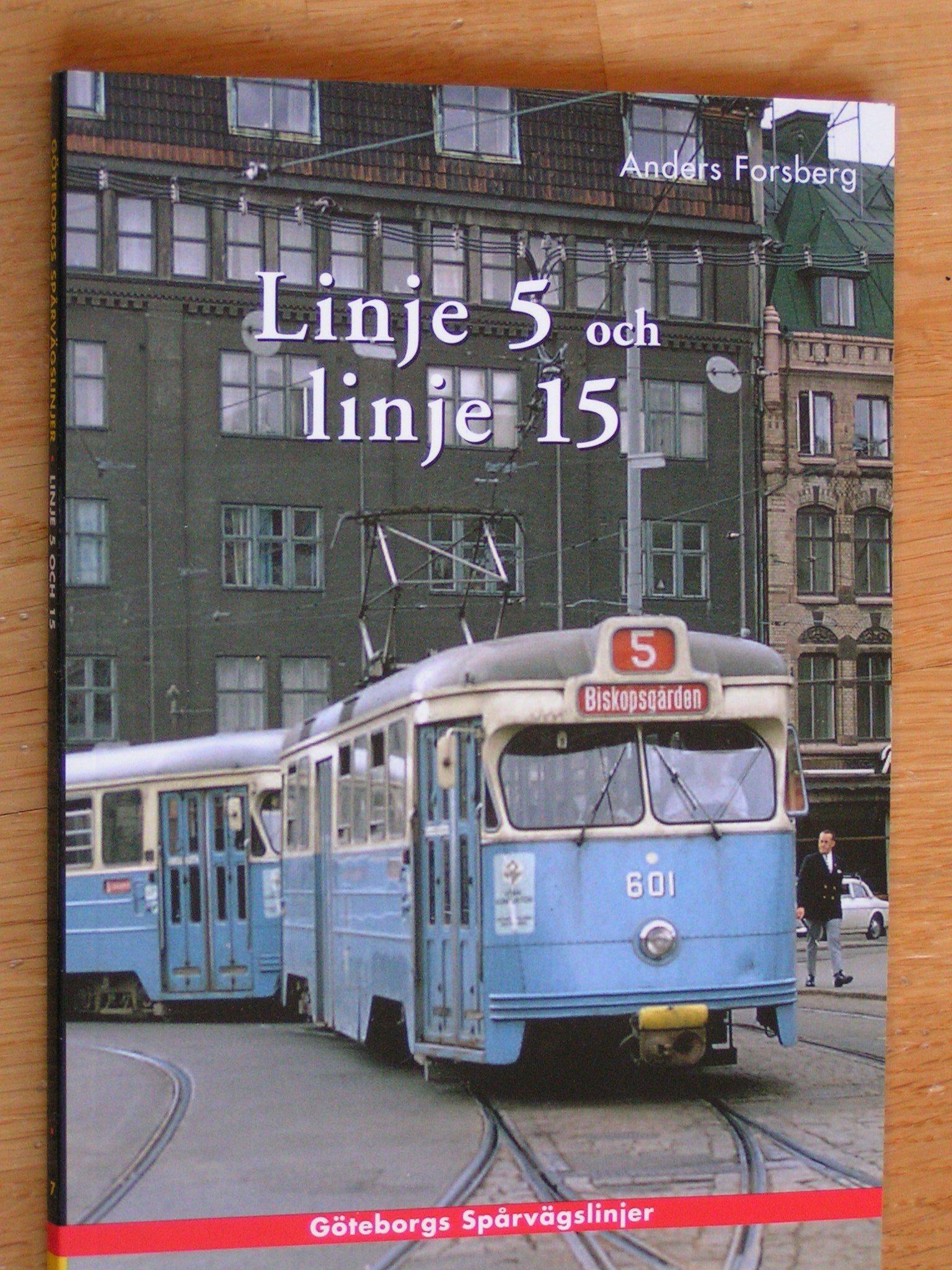 Linje 5 Och Linje 15 Goteborgs Sparvagnslinjer 341758309