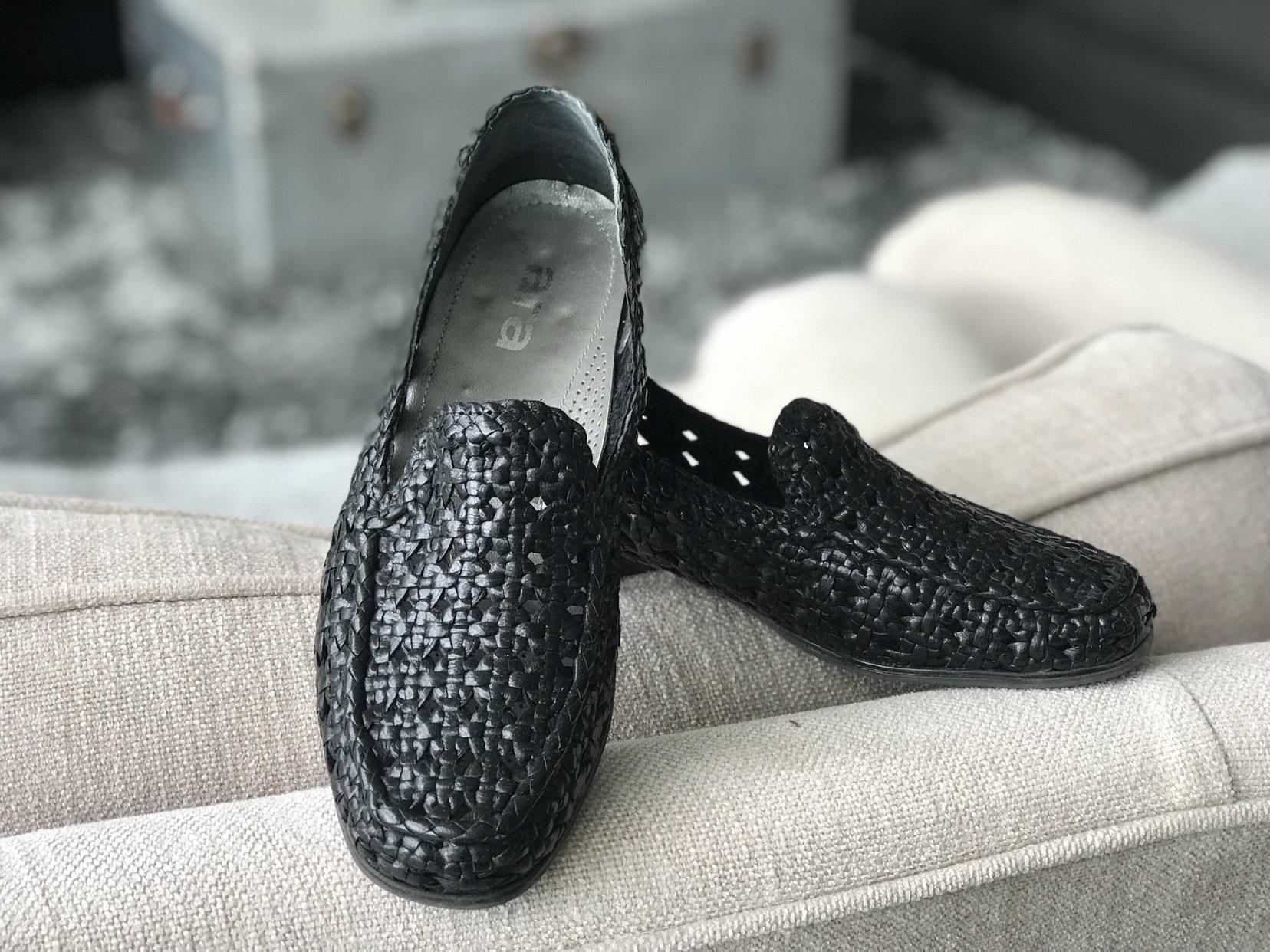 ded9d11fdb8 Underbara skor Från ARA, äkta skinn. (354163557) ᐈ Köp på Tradera