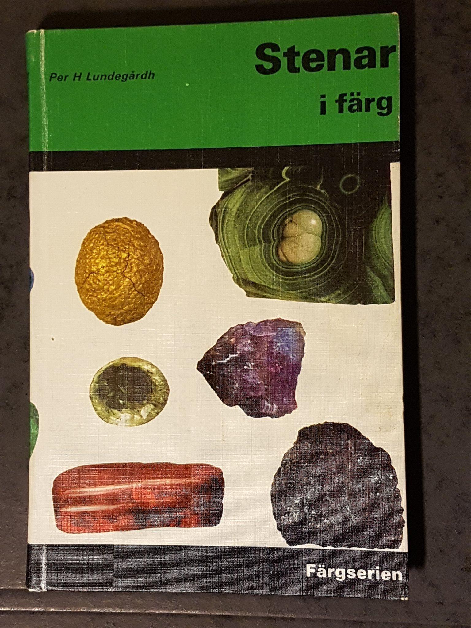 stenar i färg