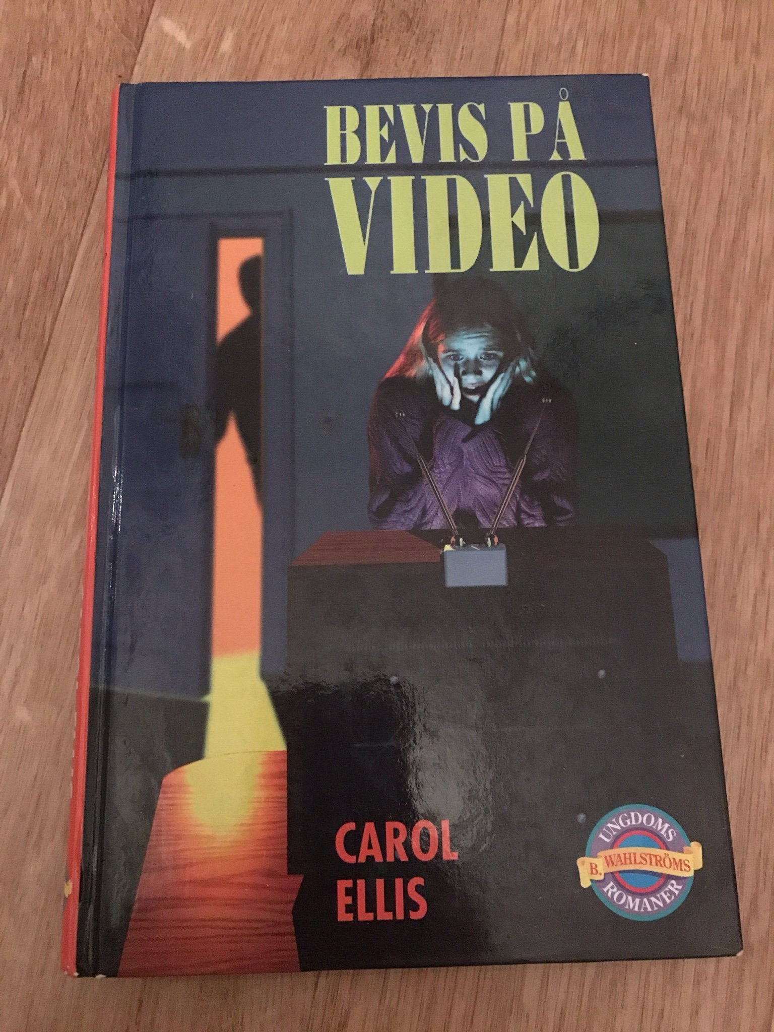 Bevis på video - Carol Ellis 1996