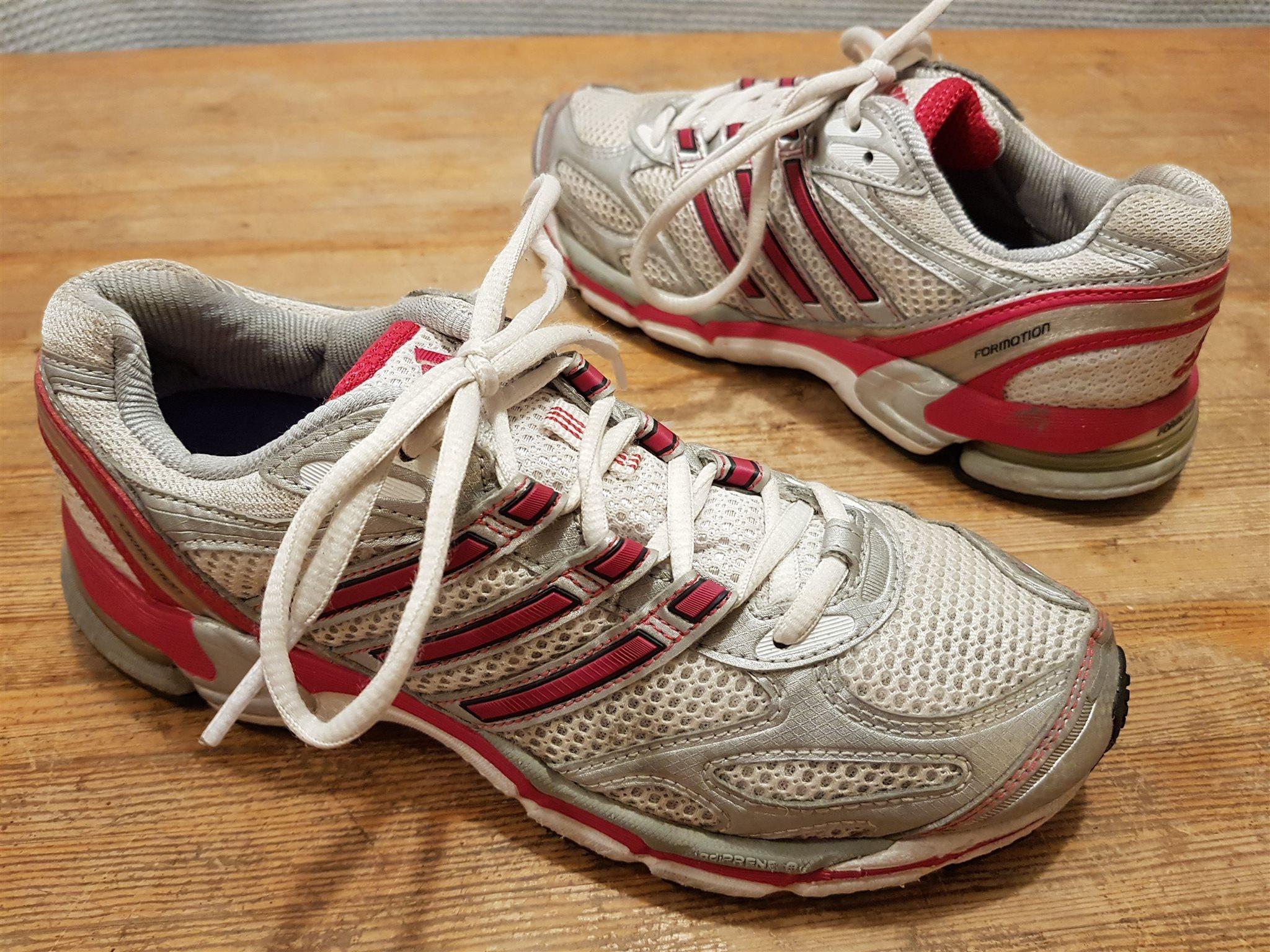 release date: f448c f64e6 Löparskor sneakers Adidas Formotion adiPrene adiWear str 38 2 3 i gott skick  ...