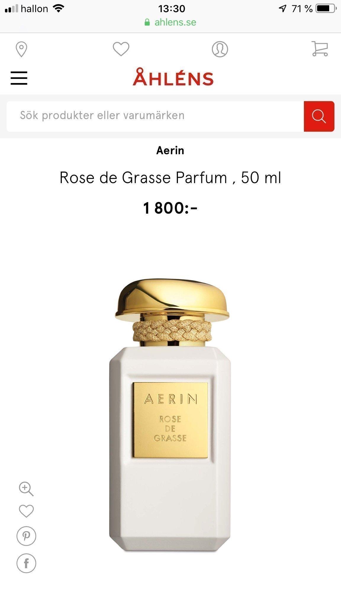 Parfym från Aerin Lauder, Aerin 50 ml (370159208) ᐈ Köp på