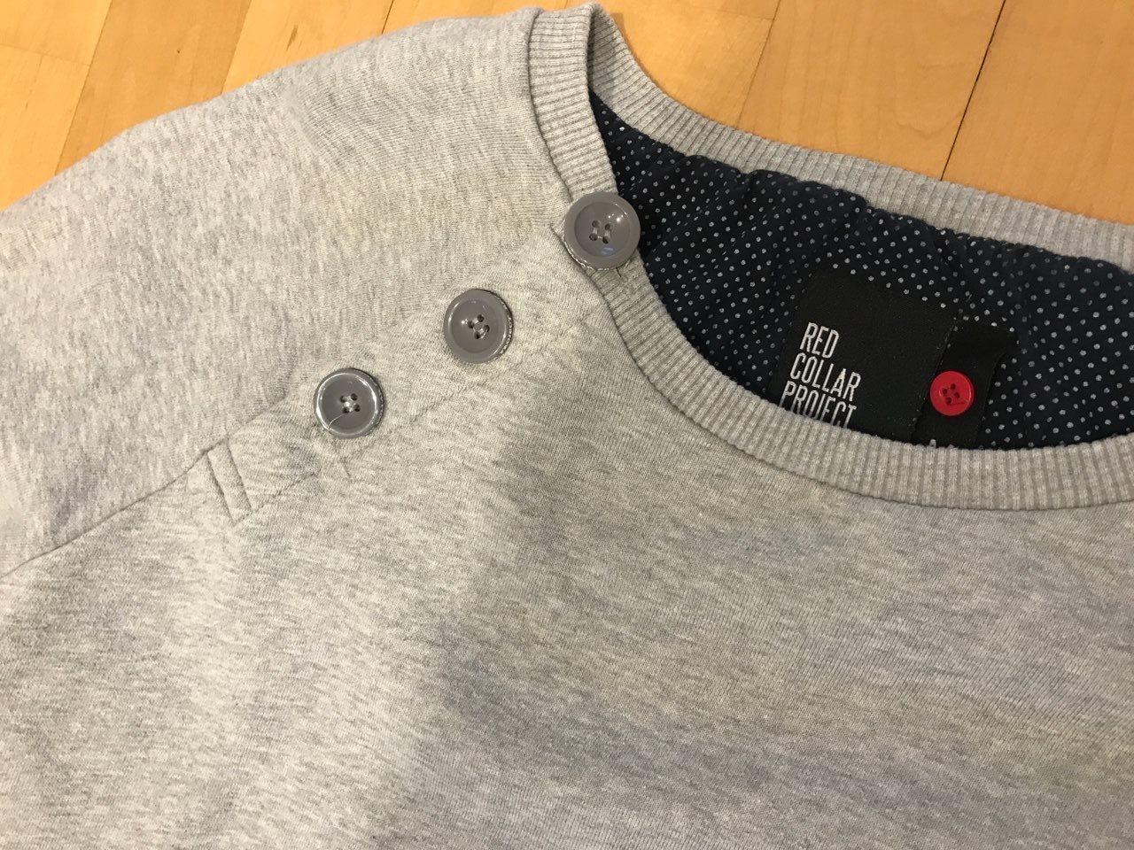 RED Collar project tröja M (324961577) ᐈ Köp på Tradera 90a581ed2b597
