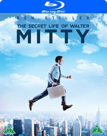 The Secret Life of Walter Mitty, Blu-ray, NY!