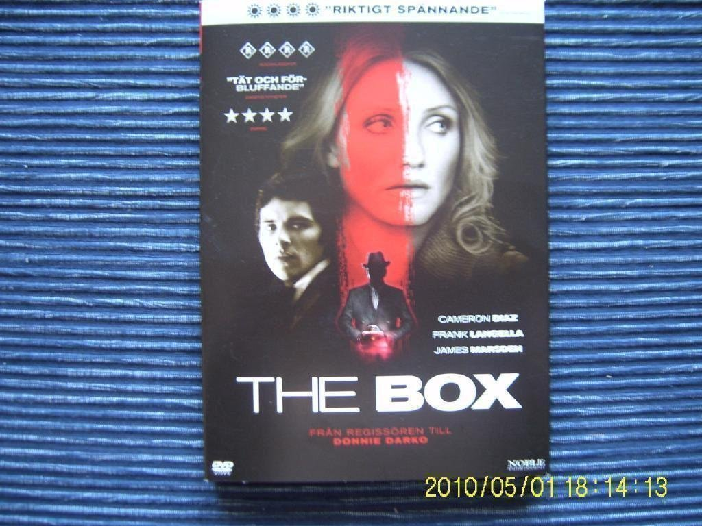 DVD - The Box