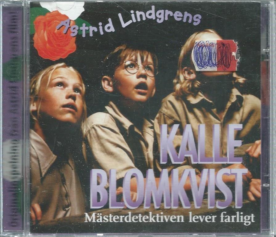 Kalle blomqvist konstnär