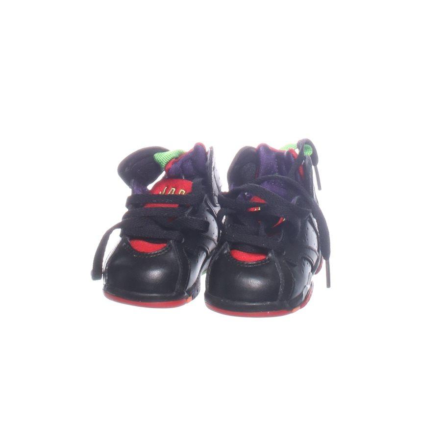 pretty nice 93ddd 2a602 Jordan, Sneakers, Strl  18,5, Svart Röd Lila