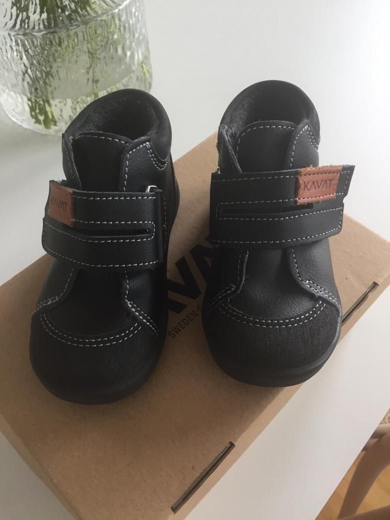 barn skor storlek