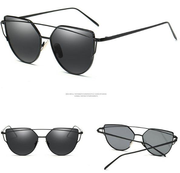 d743e9dc979c SOZOTU Kattgon Solglasgon Kvinnor Fashion Cateye Sun