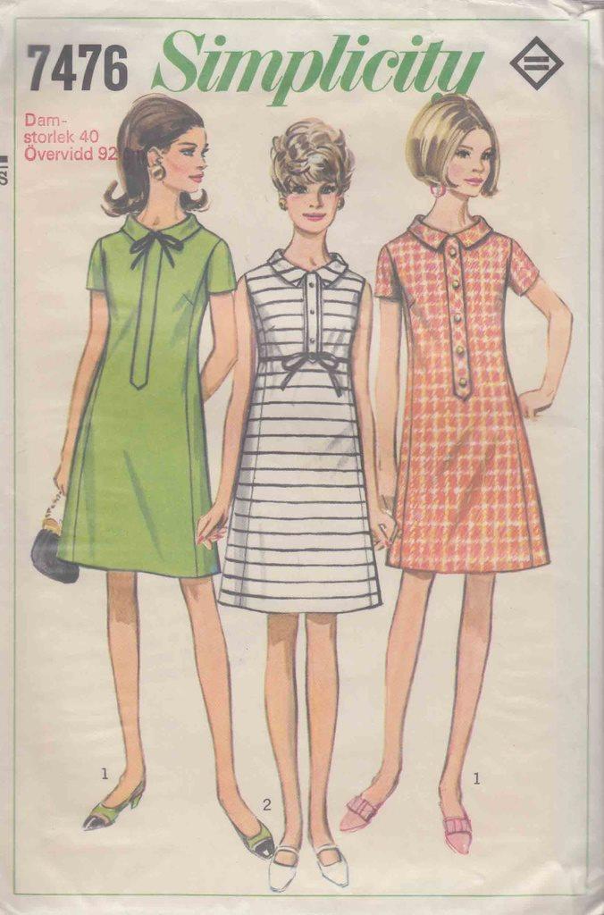 söta klänningar dam
