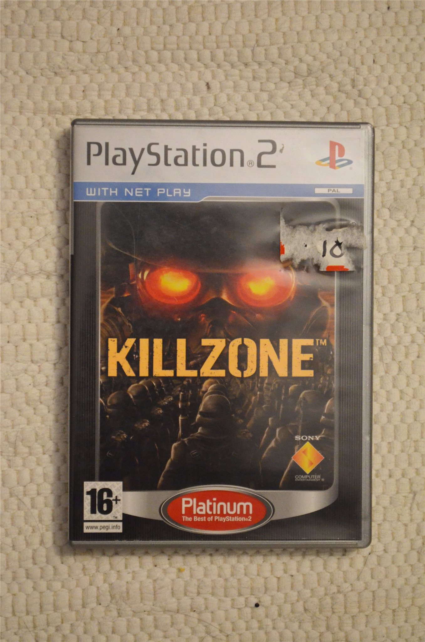 Killzone Playstation 2 PS2 spel