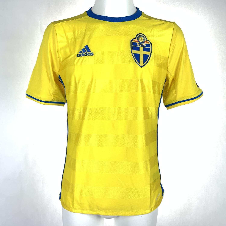 Sverige Tröja, SvFF, stl 176, Adidas, Fotbolls EM, Hemmaställ