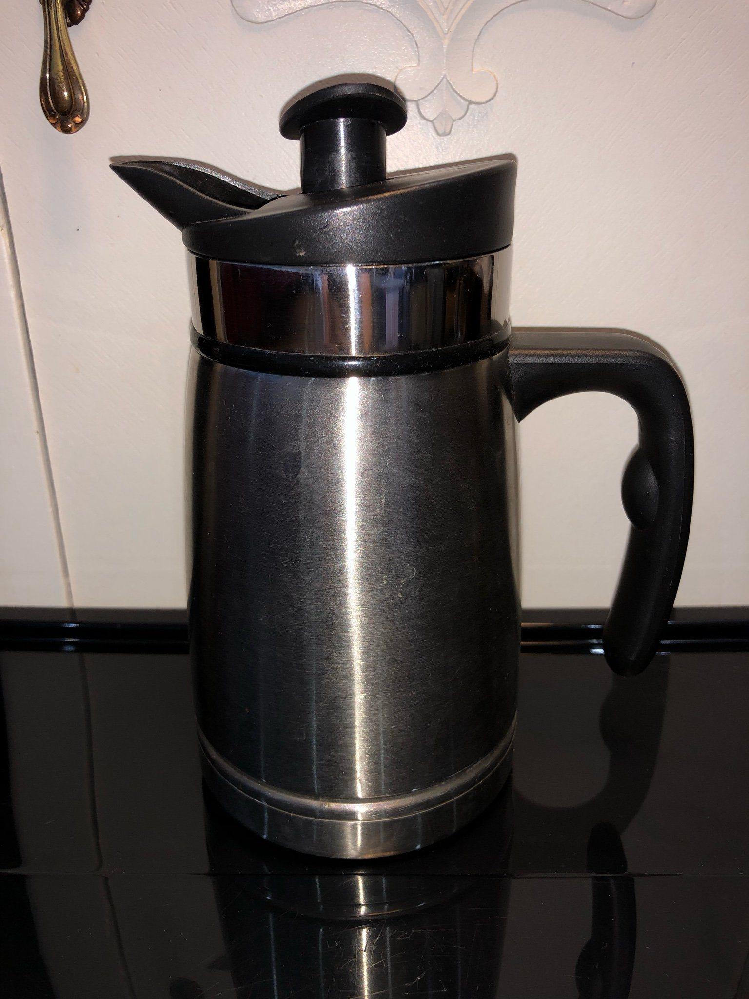 kaffe till presskanna