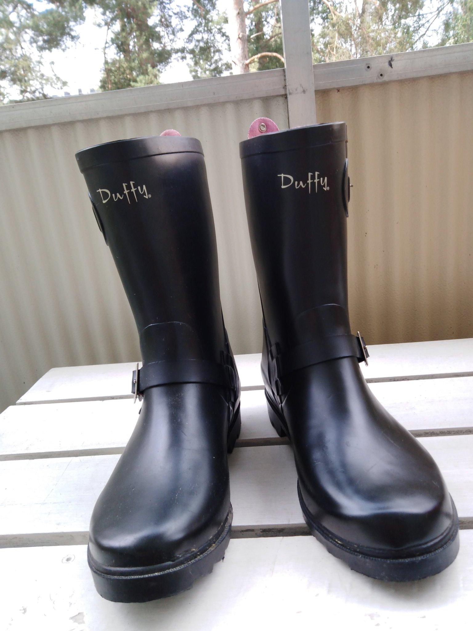 Regn stövlar Duffy storlek 37 (409997136) ᐈ Köp på Tradera