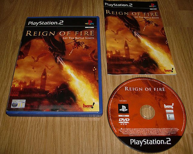 PS2: Reign of Fire