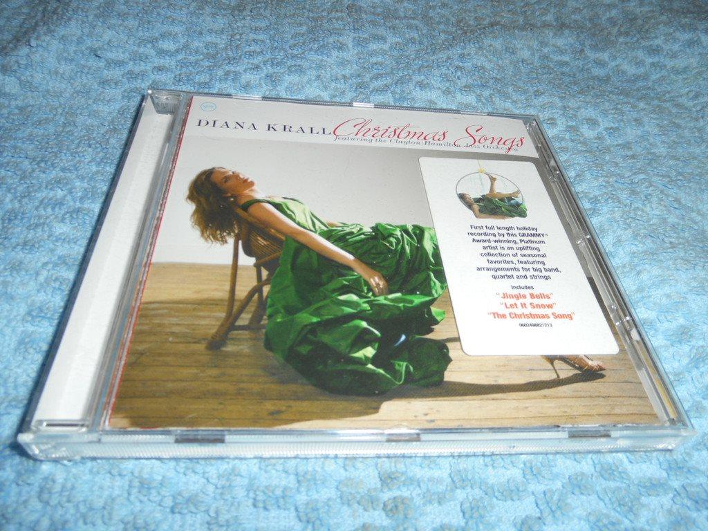 diana krall christmas songs cd exex - Diana Krall Christmas Songs