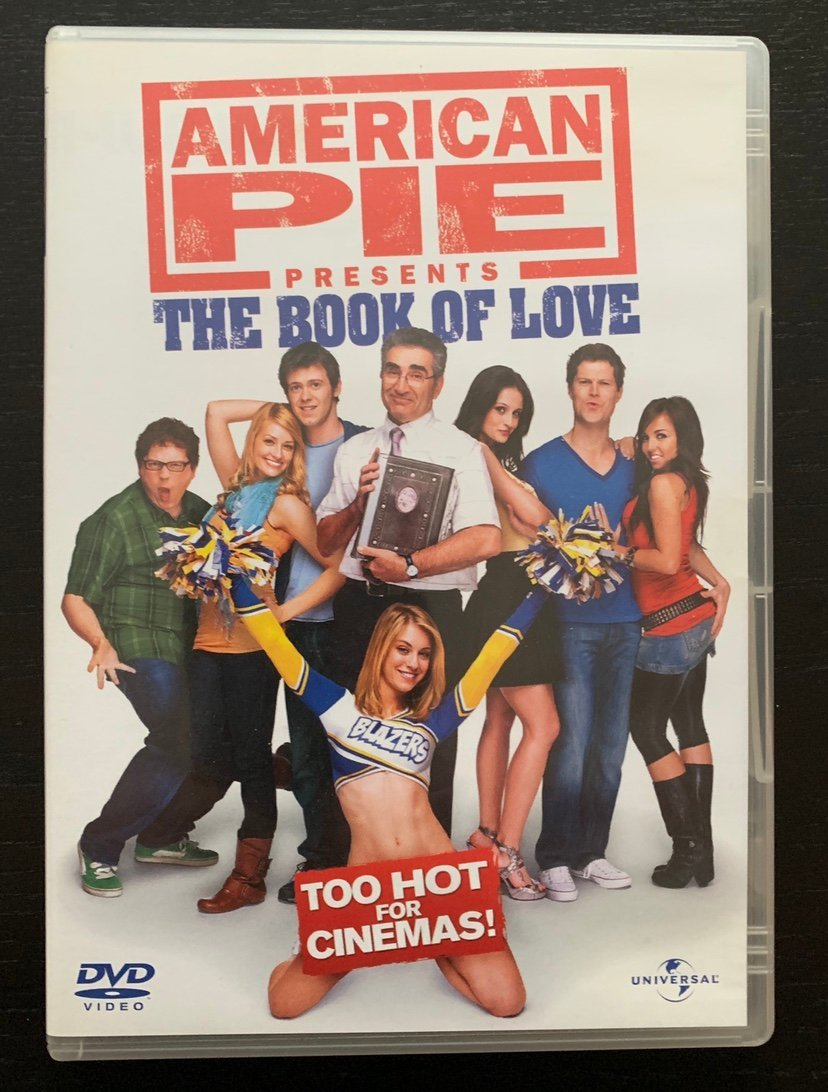 American Pie Book Of Love american pie the book of love