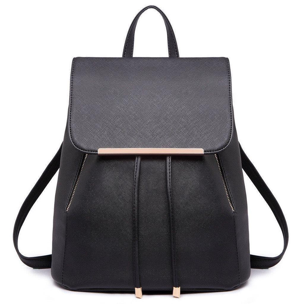 ryggsäck eller axelremsväska