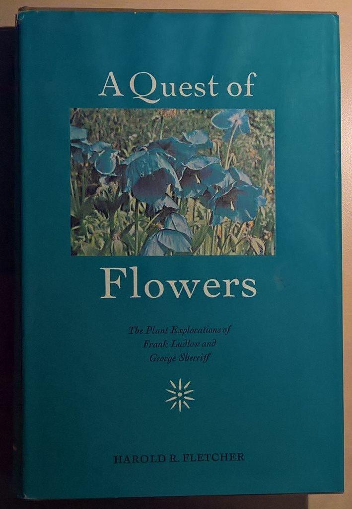 A Quest of Flowers av Harold R. Fletcher