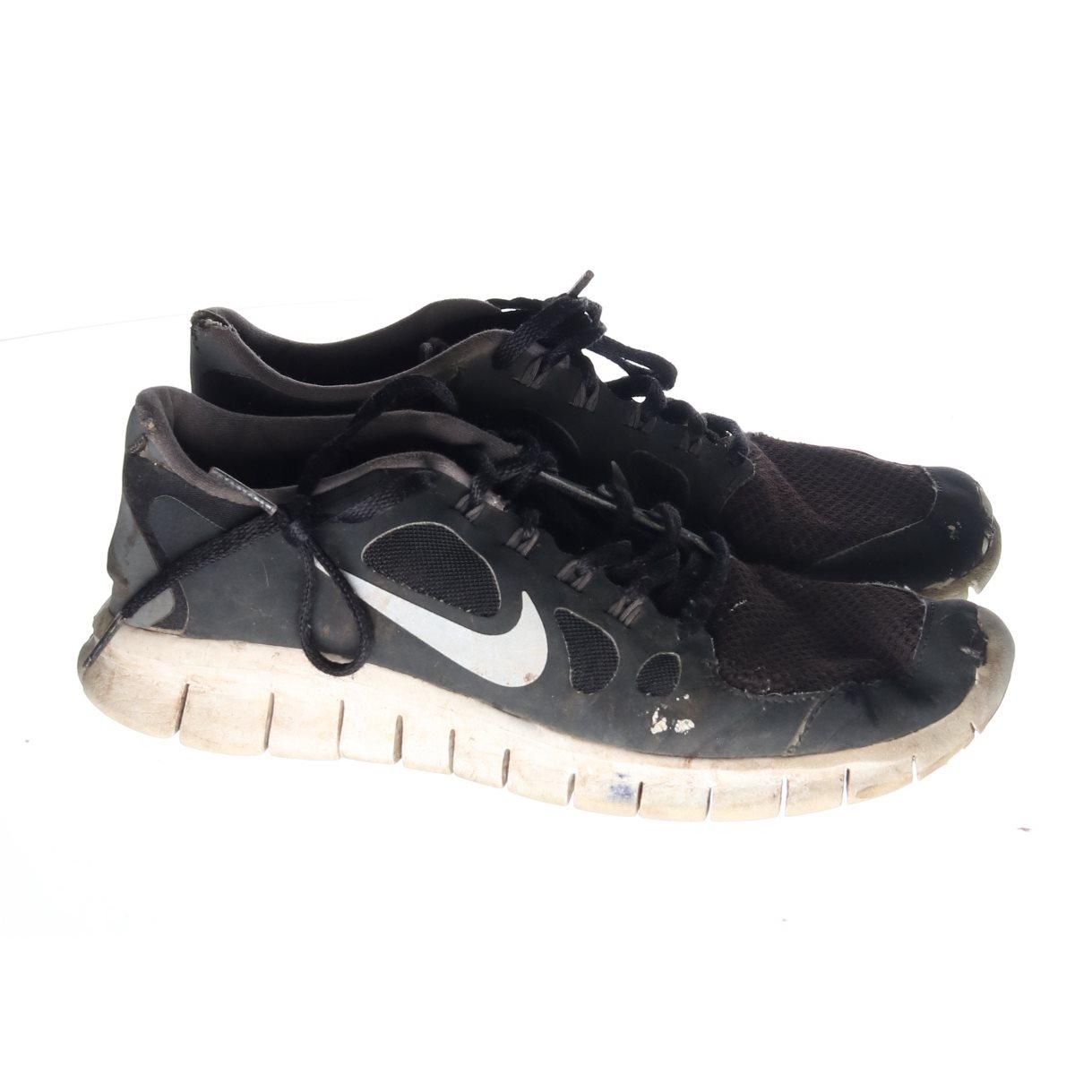 half off 93bb4 e3460 ... reduced nike sneakers strl 385 nike free 5.0 svart 801a0 63143