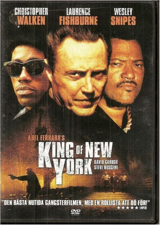 KING OF NEW YORK -Wesley Snipes  (SVENSKT TEXT)