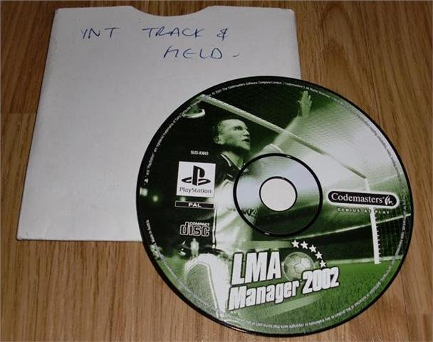 PS: LMA Manager 2002