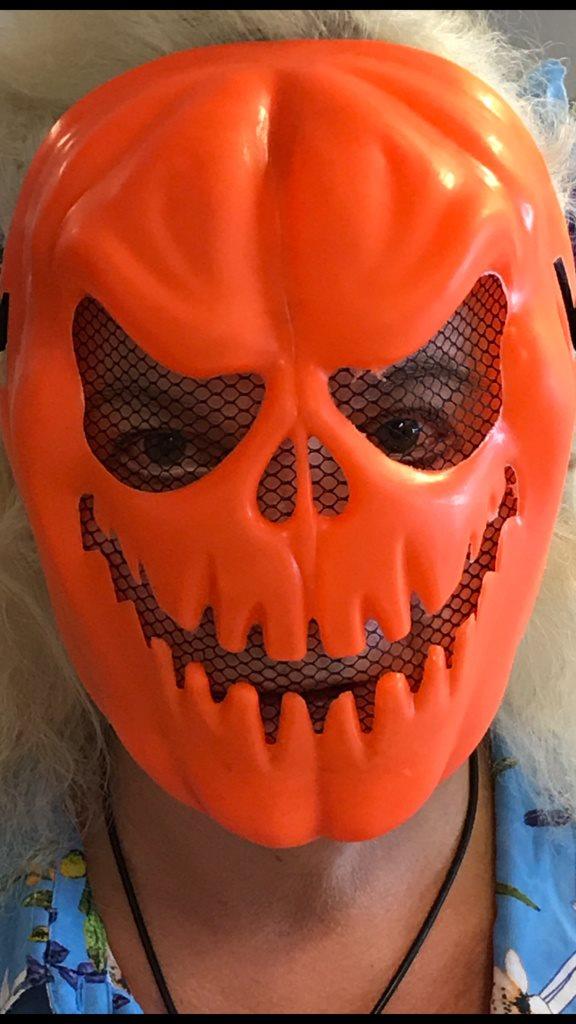 Tuff Halloween utklädnings mask.. (290563139) ᐈ Butikeniborgholm på ... eb47977624ff2