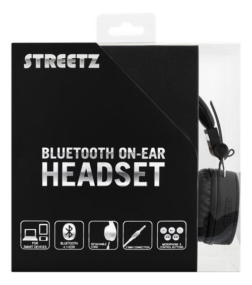 STREETZ hopfällbara Bluetooth-hörlurar .. (315930291) ᐈ tatsurab på ... d2bb92eb91c38